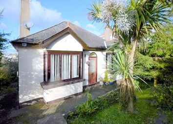 Thumbnail 2 bed detached bungalow for sale in Windmill Road, Brixham, Devon