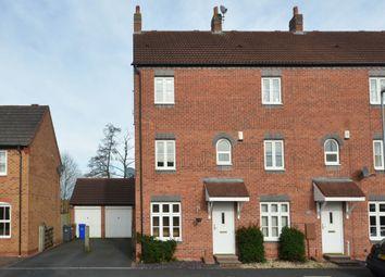 Thumbnail 3 bed town house for sale in Ovaldene Way, Trentham, Stoke-On-Trent