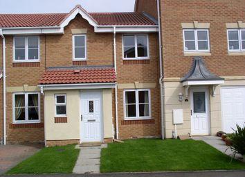 Thumbnail 3 bed terraced house to rent in Watling Close, Bracebridge Heath, Lincoln