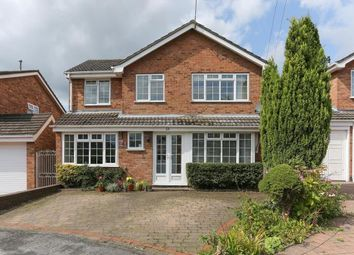 Thumbnail 4 bed detached house for sale in Oaklands, Curdworth, Sutton Coldfield, .