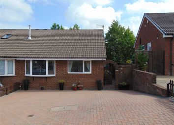 Thumbnail 2 bed semi-detached bungalow for sale in Kelswick Drive, Nelson, Lancashire