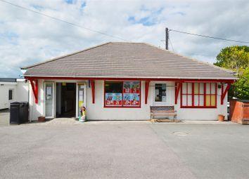 Thumbnail Retail premises for sale in Jameston, Tenby
