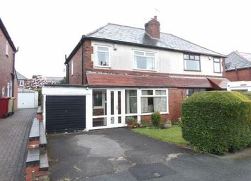 Thumbnail 3 bed semi-detached house for sale in Westland Avenue, Heaton, Bolton, Greater Manchester