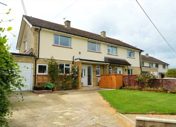 Thumbnail 3 bed semi-detached house for sale in Ilges Lane, Cholsey, Wallingford