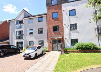 Thumbnail 2 bed flat for sale in Somerset Walk, Broughton, Milton Keynes