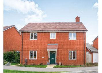 Thumbnail 4 bed detached house for sale in Navigation Drive, Arundel