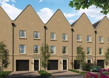 Thumbnail 3 bed terraced house for sale in The Carnation, Station Road, Framlingham, Suffolk