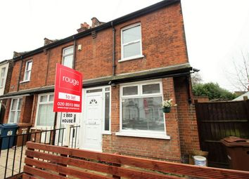 Thumbnail 3 bed semi-detached house to rent in Graham Road, Harrow, Middlesex