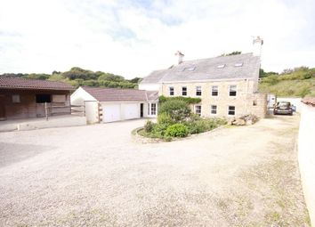 Thumbnail 5 bed detached house for sale in Le Mont Gavey, St. Lawrence, Jersey