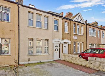 Thumbnail 4 bed terraced house for sale in Saxon Road, Ilford, Essex