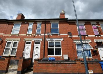 Thumbnail 3 bed terraced house for sale in Walbrook Road, Normanton, Derby
