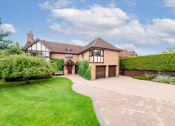 Thumbnail 5 bed detached house for sale in Verley Close, Woughton On The Green, Milton Keynes