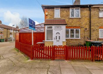 Thumbnail 3 bed end terrace house for sale in St. Clair Road, London