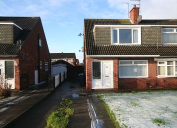 Thumbnail 3 bedroom semi-detached house for sale in Trimdon Avenue, Acklam, Middlesbrough
