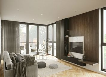 Thumbnail 1 bed flat for sale in Woodside Lane, North Finchley, London