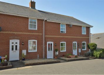 Thumbnail 2 bed terraced house for sale in Lamplighters, Newlands, Honiton, Devon