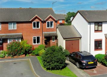 Thumbnail 3 bed semi-detached house for sale in Roseland Avenue, Heavitree, Exeter, Devon