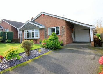 Thumbnail 2 bed detached bungalow for sale in Highview Road, Fulford, Stoke-On-Trent