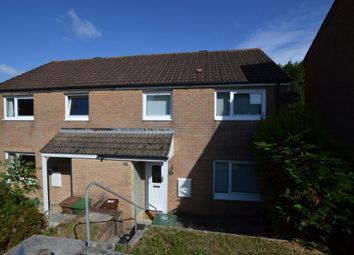 Thumbnail 3 bed terraced house for sale in Westhays Close, Plymouth, Devon