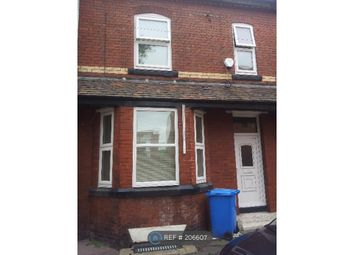 Thumbnail 4 bedroom terraced house to rent in Burleigh Street, Manchester