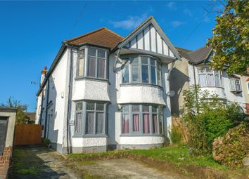 Thumbnail 2 bed flat for sale in Surbiton Avenue, Southchurch Village, Southend On Sea