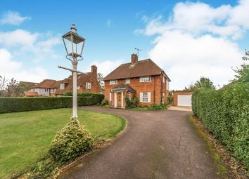 Thumbnail 5 bed detached house for sale in Oakfields Road, Knebworth