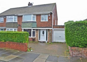 Thumbnail 3 bed semi-detached house for sale in St. Anselm Road, North Shields