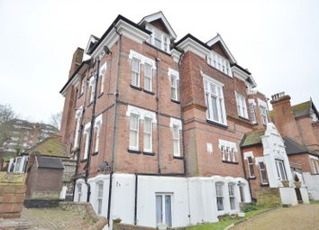 Thumbnail 2 bed flat to rent in Silverdale Road, Eastbourne