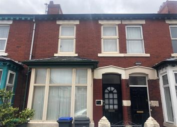 Thumbnail 2 bed terraced house for sale in Fisher Street, Blackpool