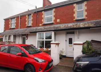 Thumbnail 2 bed terraced house to rent in Station Road, Braunton