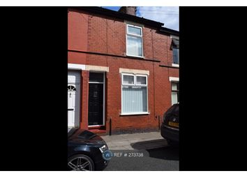 Thumbnail 2 bed terraced house to rent in Kingsford St, Salford