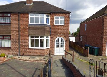 Thumbnail 3 bedroom semi-detached house for sale in Sunnyside Close, Coventry