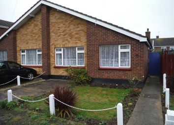 Thumbnail 2 bed bungalow to rent in Old School Meadow, Great Wakering, Southend-On-Sea