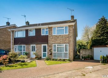 Thumbnail 3 bed semi-detached house for sale in Mendip, Ashford, Kent