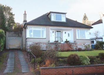 Thumbnail 3 bed bungalow for sale in Fruin Avenue, Newton Mearns, Glasgow, East Renfrewshire