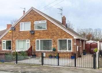 Thumbnail 2 bed semi-detached bungalow for sale in Seacroft Road, Withernsea