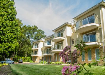 Thumbnail 2 bed flat for sale in Springfield Road, Lower Parkstone, Poole