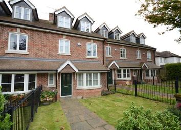 Thumbnail 4 bed terraced house for sale in Beavers Road, Farnham, Surrey