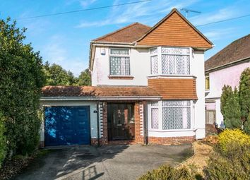 Thumbnail 3 bed detached house for sale in Livingstone Road, Parkstone, Poole