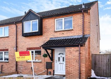 Thumbnail 3 bed semi-detached house for sale in Rochford Gardens, Bicester