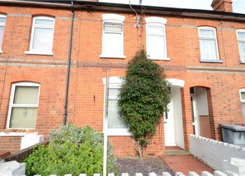 Thumbnail 2 bed terraced house for sale in Connaught Road, Reading, Berkshire