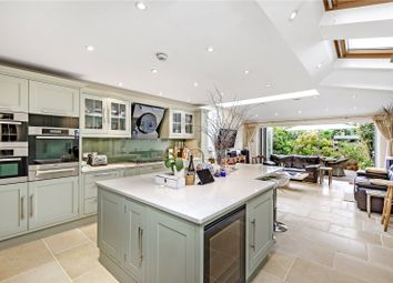 Thumbnail 5 bedroom terraced house to rent in Palewell Park, East Sheen, London