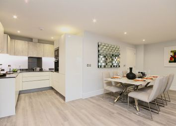 Thumbnail 3 bed town house for sale in Burston Road, Putney, London