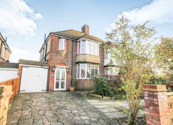 Thumbnail 3 bedroom semi-detached house for sale in St. Martins Avenue, Luton, Bedfordshire