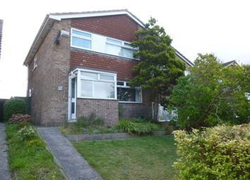 3 bed semi-detached house to rent in Audlem Ave, Oxton, Wirral CH43