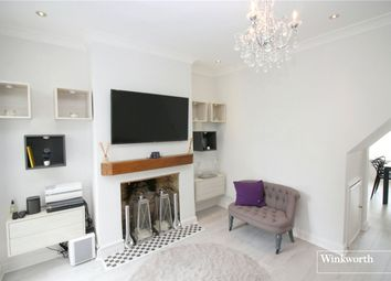 Thumbnail 3 bedroom end terrace house for sale in Drayton Road, Borehamwood, Hertfordshire
