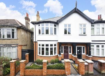 Thumbnail 4 bed semi-detached house for sale in Stafford Road, Sidcup