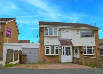 Thumbnail 2 bed semi-detached house for sale in Canterbury Crescent, Manchester