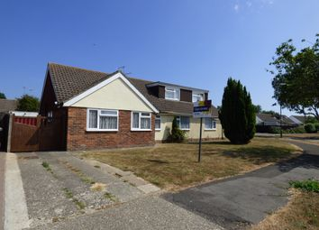 Thumbnail 2 bed semi-detached bungalow for sale in Harting Road, Wick, Littlehampton