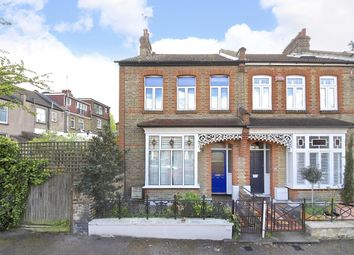 Thumbnail 3 bed end terrace house to rent in Eversley Road, London